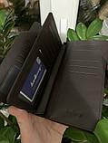 Портмоне Baellerry коричневый, фото 3