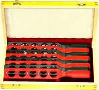 Набор офтальмологических пробных очковых линз на 40линз