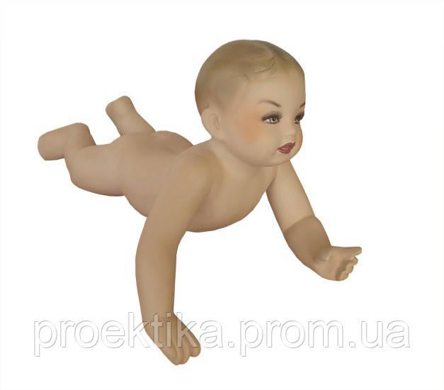HDL-3skin Манекен детский телесный лежачий