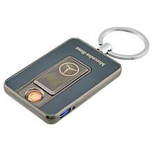 Зажигалка USB 811 Mercedes-Benz многофункциональная USB-зажигалка (4968)