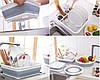 Сушилка для посуды Collapsible Drying, фото 7