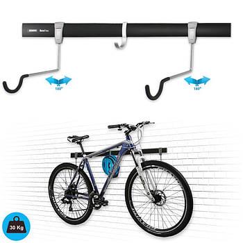 Крепление для велосипеда на стену горизонтально VL4 Kenovo