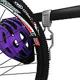Кріплення для двох велосипедів на стіну вертикально VL5 Kenovo, фото 3