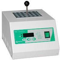 Термоблок ПЭ-4020 для пробирок до 20 мл, 15 гнезд d:21,5х85мм