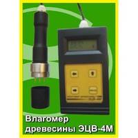 Влагомер древесины ЭЦВ-4М