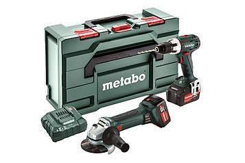 Набір інструментів Metabo Combo-Set 2.4.1 18 V (685038000)
