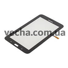 "Сенсорный экран (тачскрин) для планшета SM-T111 Galaxy Tab 3 Lite (7.0"", Wi-Fi) Samsung черный (OR)"