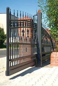 Ворота в'їзні