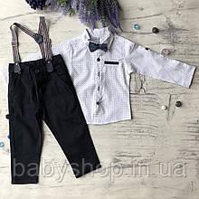 Нарядный костюм на мальчика 587. Разме 92 см, 98 см, 104 см