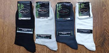 """Чоловічі бамбукові шкарпетки,безшовнІ,високі """"Monteks"""""""