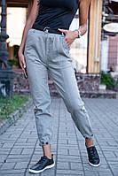 Брюки женские 149R9307-5 цвет Серый, фото 1