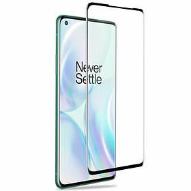 Защитное 3D стекло OnePlus 8 (Mocolo 0,33 мм)