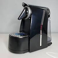 """Капсульная кофеварка CINO Zoe с системой Nespresso черная + Подарок набор капсул ТМ """"Dolce Aroma"""" 100 шт."""