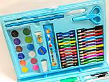 """Набір для творчості у валізці"""" 86 предметів"""", фото 3"""