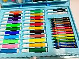 """Набір для творчості у валізці"""" 86 предметів"""", фото 4"""