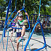 Детский игровой канатный комплекс, фото 5