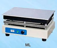 Плита нагревательная ML 2-4 платформа 450х350, 400 град