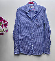 Стильна сорочка BRITONIC в клітку Розмір S ( Я-60), фото 2
