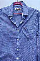 Стильна сорочка BRITONIC в клітку Розмір S ( Я-60), фото 3