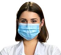 Маска медицинская, маска защитная 1000 шт.