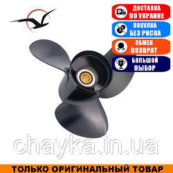 Гребной винт Yamaha/Honda/Parsun 40-60HP (11x16). 3311-110-16) Amita Solas. Алюминий; (Гребной винт Ямаха)