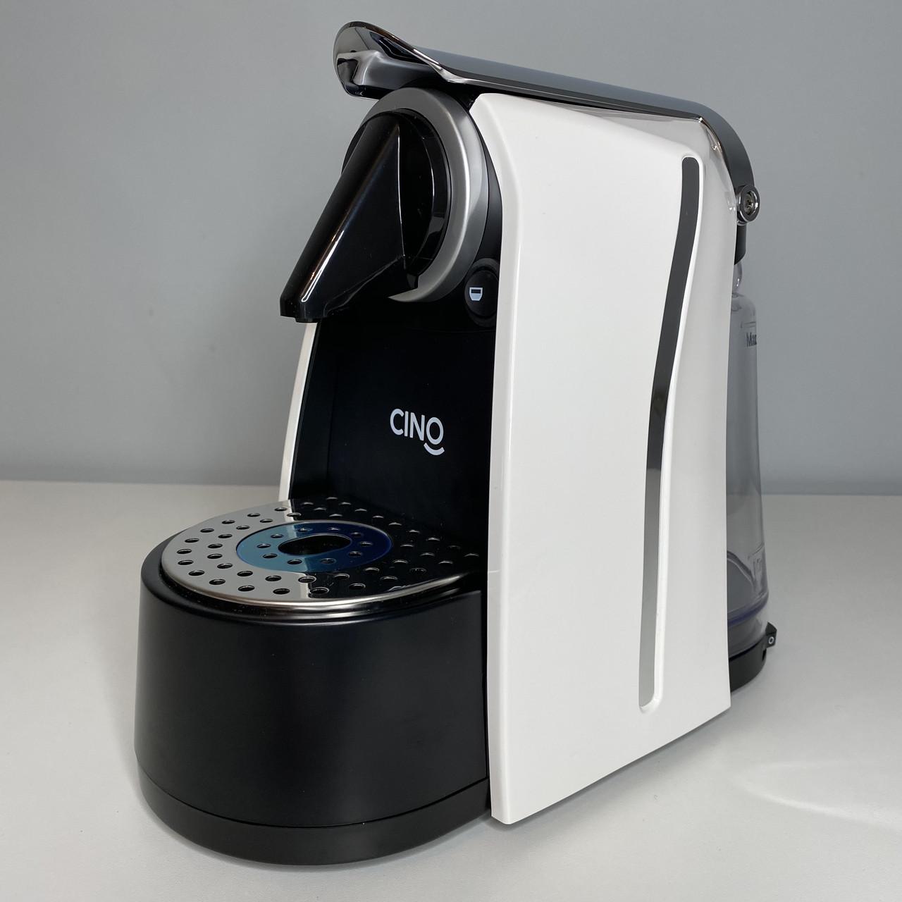 Кофеварка капсульная CINO Zoe с системой Nespresso белая