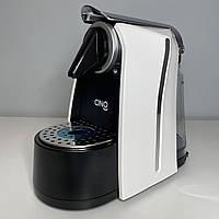 """Кофеварка капсульная CINO Zoe с системой Nespresso белая + Подарок набор капсул ТМ """"Dolce Aroma"""" 100 шт."""