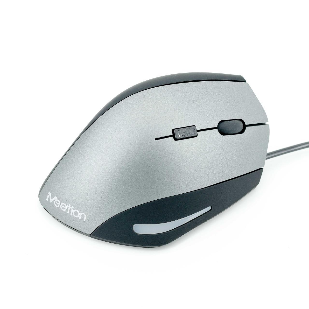 Игровая мышь Meetion M380 вертикальная