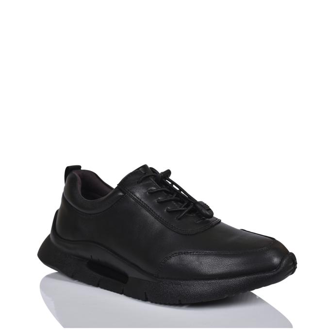 Кроссовки кожаные мужские 70014