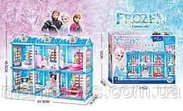 Кукольный домик 958 Фрозен 61.5 - 16,5 - 45,5 см