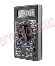 Мультиметр (тестер) DT830B цифровий