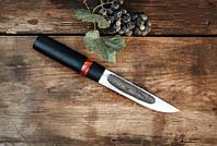 "Якутский нож ручной работы ""Алый"", N690 (260мм)"