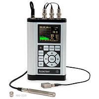 Измеритель шума и вибрации АССИСТЕНТ SIU 30 V3RT анализатор спектра звук, инфразвук, ультразвук, для производства (от 30 до 150 дБА), виброметр