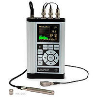 Измеритель шума и вибрации АССИСТЕНТ SI V3RT анализатор спектра: звук, инфразвук, виброметр трехкоординатный (одновременно по трем осям)