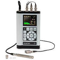 Измеритель шума и вибрации АССИСТЕНТ SI V3 анализатор спектра: звук, инфразвук, виброметр трехкоординатный (с переключением каналов)