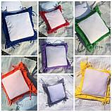 Печать на подушке с накладкой, фото 2