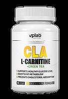 VPLab CLA & L-Carnitine + Green Tea 60 softgels