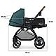 Универсальная коляска 2 в 1 Kinderkraft Evolution Cocoon Platinum Gray, фото 6
