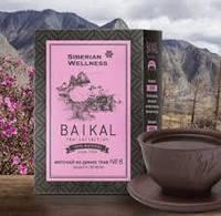 Фиточай из диких трав № 6 (Защита печени) - Baikal Tea Collection