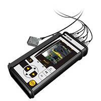 Экофизика-110В-ТЕХНО (без датчиков) 3-х канальный виброметр, Комплект Инженерная виброметрия 110В