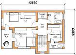Готовый проект жилого дома К34, фото 5