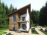 Готовый проект жилого дома К34, фото 3