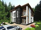 Готовый проект жилого дома К34, фото 2