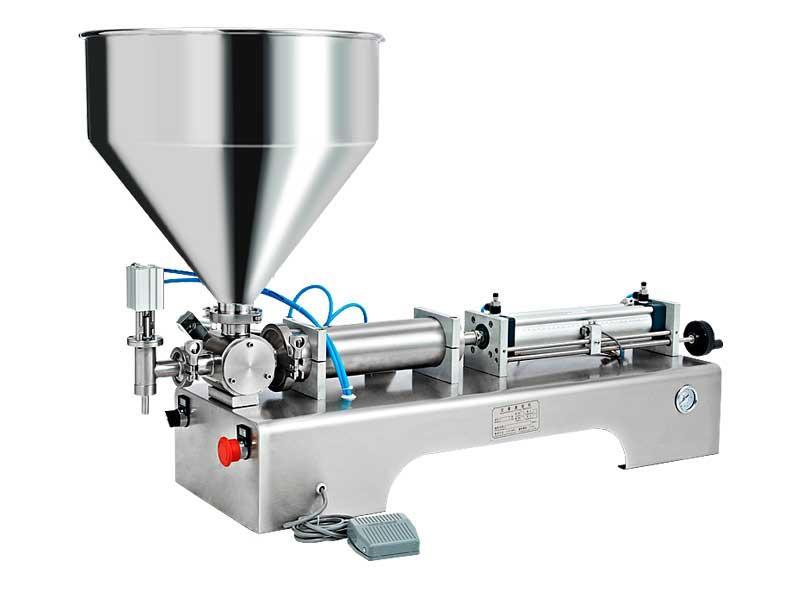 Электрическая разливочная машина для вязких густых жидкостей