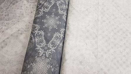 Постельное белье Узоры люкс перкаль ТМ Комфорт-Текстиль (Полуторный), фото 2
