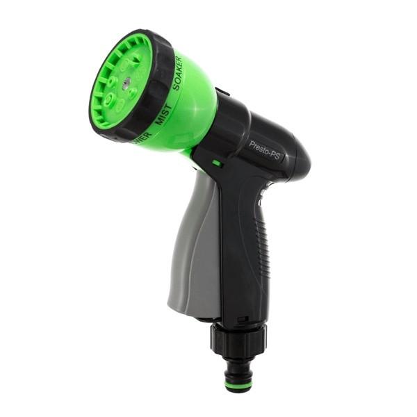 Пистолет для полива Presto-PS насадка на шланг пластик (2048N)