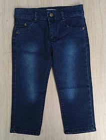 Теплые джинсы на мальчика