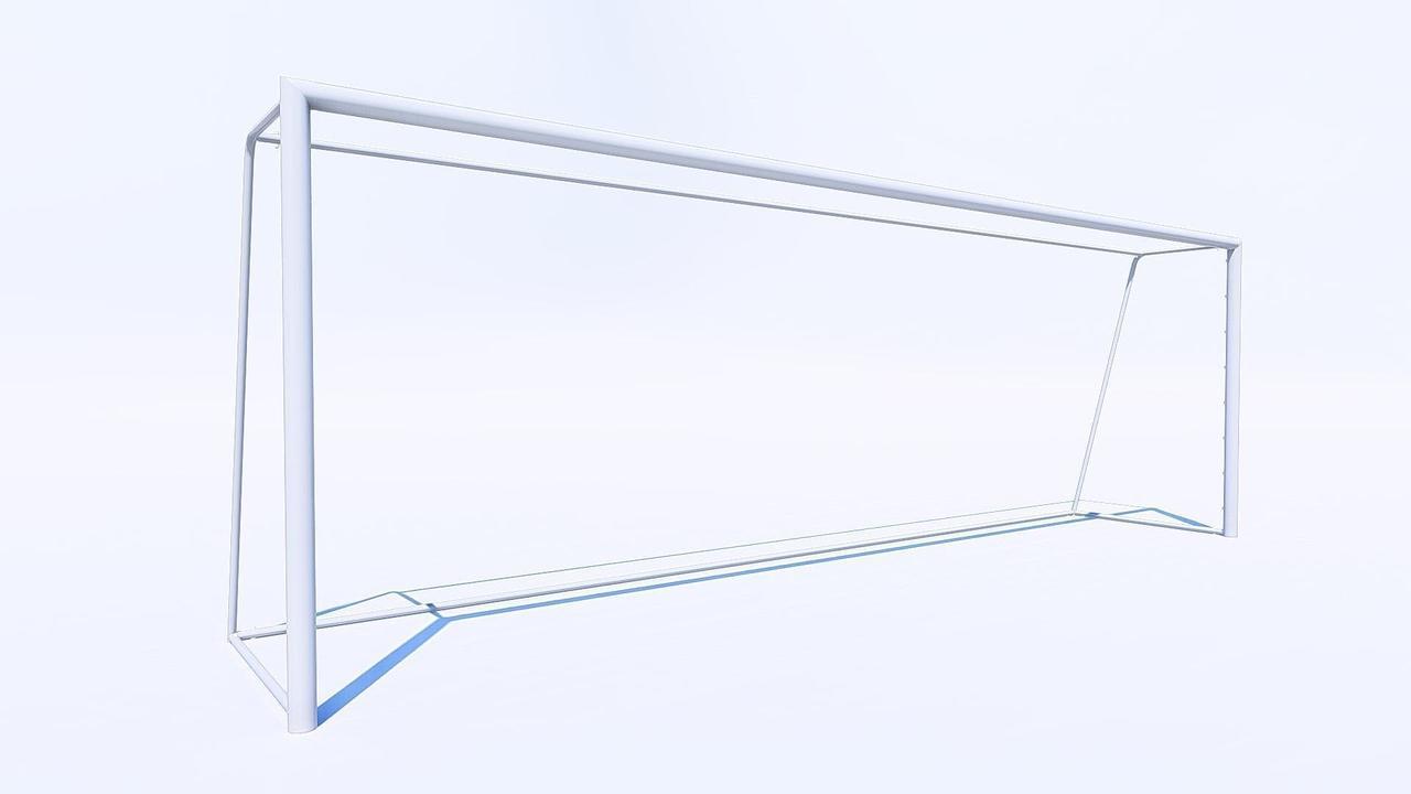 Футбольные ворота (без сетки)