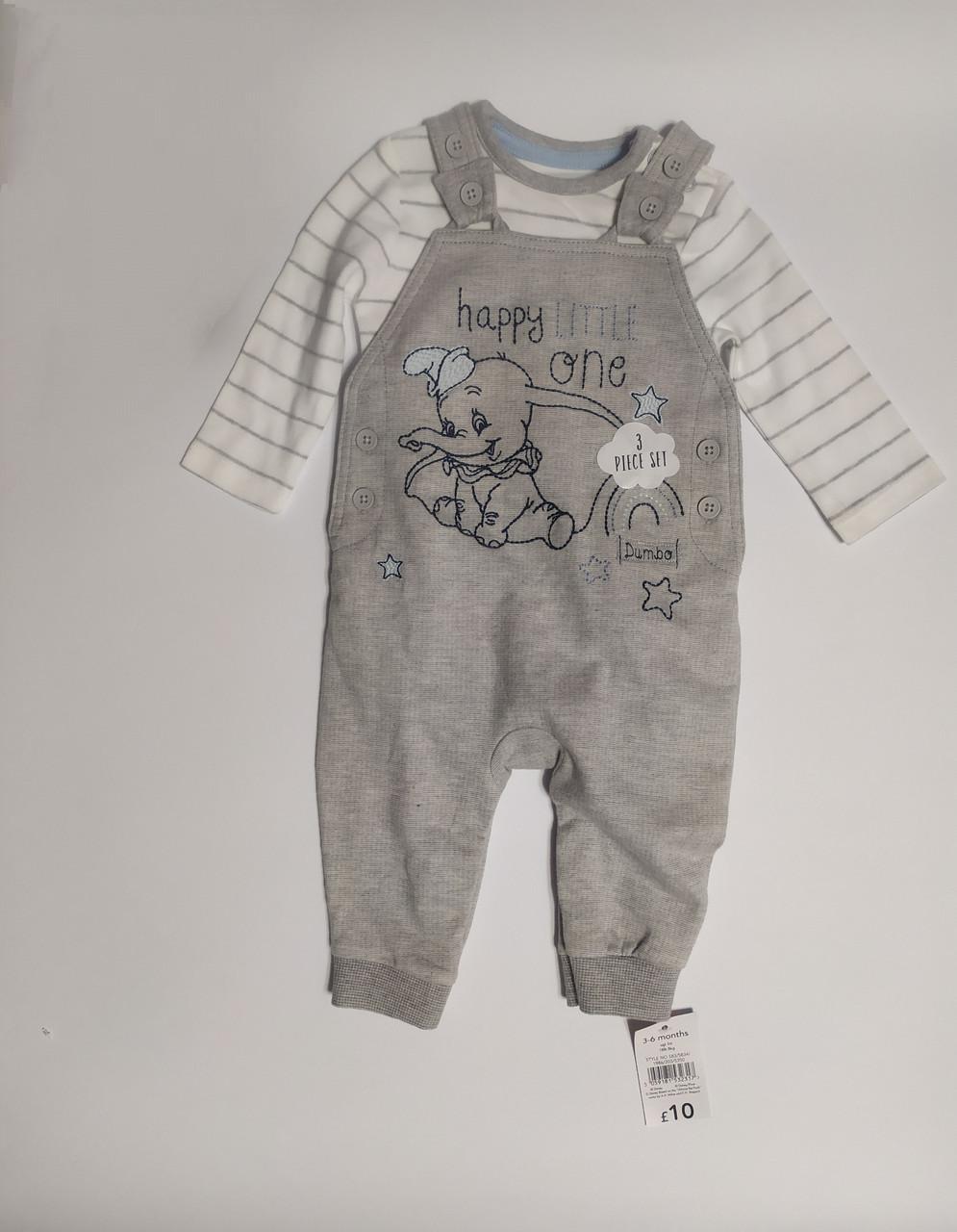 Детский костюм George (Англия) р.3-6мес