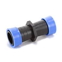 Соединение Presto-PS ремонт для шланга туман Silver Spray 32 мм (GSC-0132), фото 1